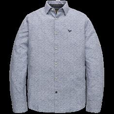 PME Legend overhemd psi198214 in het Licht Blauw