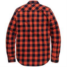 PME Legend overhemd psi205228 in het Oranje