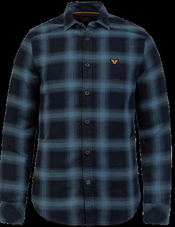 PME Legend overhemd PSI216203 in het Blauw