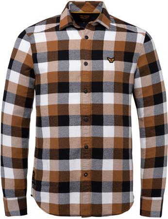 PME Legend overhemd PSI217234 in het Grijs
