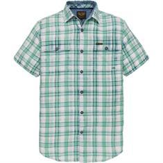 PME Legend overhemd psis194215 in het Mint Groen