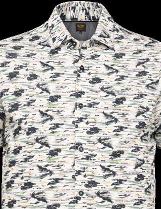 PME Legend overhemd PSIS203238 in het Wit