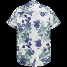 PME Legend overhemd psis204240 in het Wit/Groen