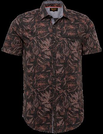PME Legend overhemd PSIS212253 in het Donker grijs