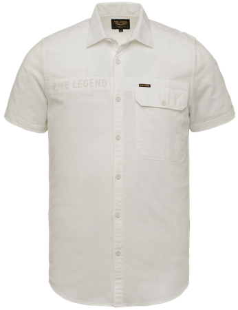 PME Legend overhemd PSIS214250 in het Wit