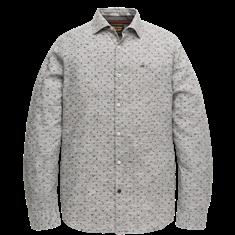PME Legend overhemd Regular Fit psi196228 in het Grijs