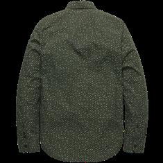 PME Legend overhemd Regular Fit psi197201 in het Geel