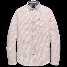 PME Legend overhemd Regular Fit psi201201 in het Licht Bruin