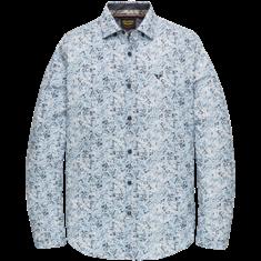 PME Legend overhemd Regular Fit psi201218 in het Blauw
