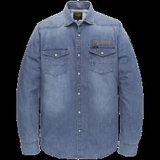 PME Legend overhemd Regular Fit psi201232 in het Indigo