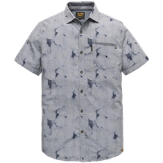 PME Legend overhemd Regular Fit psis202261 in het Donker Blauw