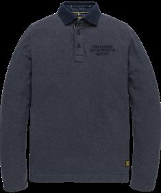 PME Legend polo's pps206814 in het Donker Blauw