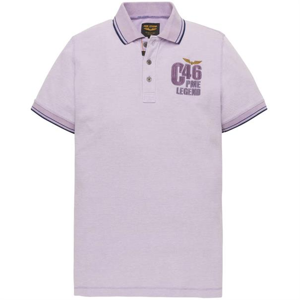PME Legend polo's ppss193856 in het Lila