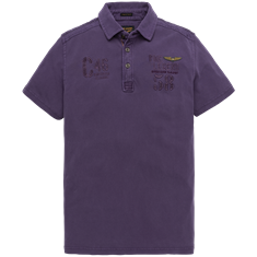 PME Legend polo's ppss195853 in het Paars