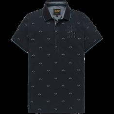 PME Legend polo's ppss201854 in het Donker Blauw