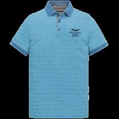 PME Legend polo's ppss201856 in het Blauw
