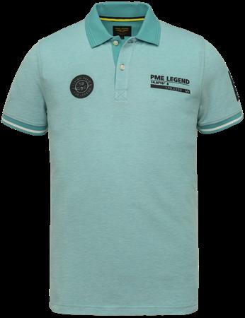PME Legend polo's PPSS214873 in het Blauw