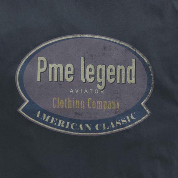 PME Legend polo's ptss191511 in het Donker Blauw