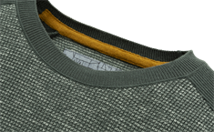 PME Legend ronde hals trui pkw205305 in het Groen