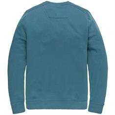 PME Legend ronde hals trui psw205401 in het Blauw