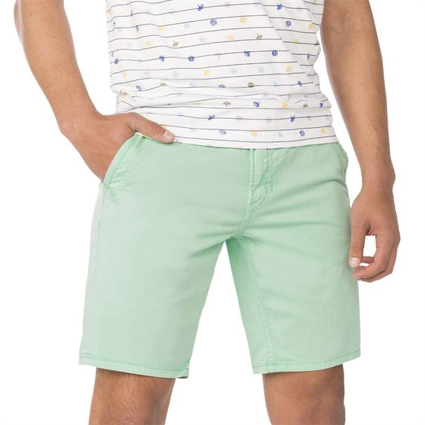 PME Legend shorts psh194652 in het Mint Groen