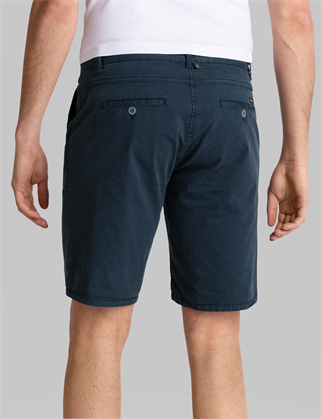PME Legend shorts PSH203670 in het Donker Blauw