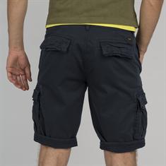 PME Legend shorts psh204652 in het Donker Blauw