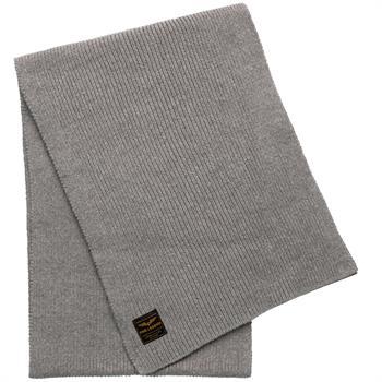 PME Legend sjaals pac197900 in het Licht Grijs