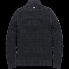 PME Legend sweater PKW206328 in het Donker Blauw
