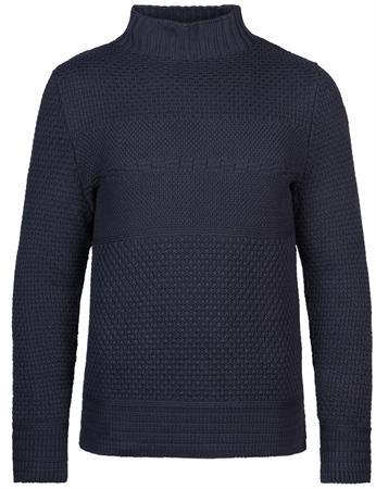 PME Legend sweater PKW216326 in het Donker Blauw