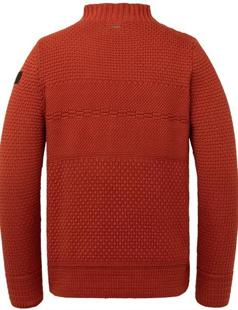 PME Legend sweater PKW216326 in het Rood