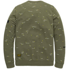 PME Legend sweater PLS206513 in het Groen