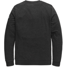 PME Legend sweater PLS206514 in het Licht Grijs
