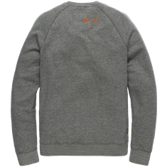 PME Legend sweater PLS206571 in het Khaky