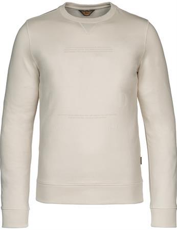 PME Legend sweater PLS215452 in het Ecru