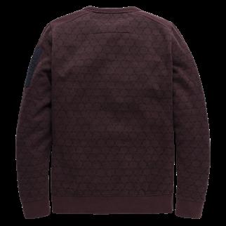 PME Legend sweater psw196426 in het Rood