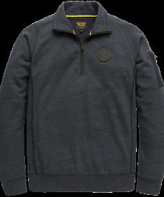 PME Legend sweater psw206416 in het Donker Blauw