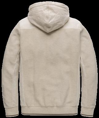 PME Legend sweater PSW208426 in het Ecru