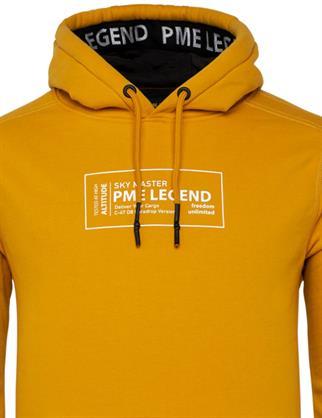 PME Legend sweater PSW211402 in het Geel