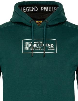 PME Legend sweater PSW211402 in het Groen