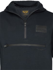 PME Legend sweater PSW211409 in het Marine
