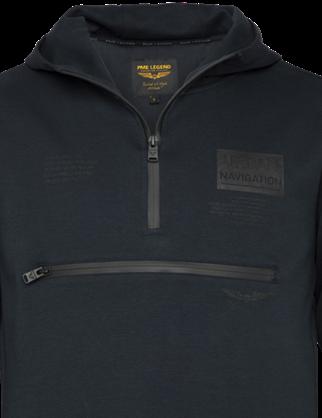 PME Legend sweater PSW211409 in het Marine