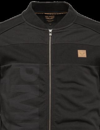 PME Legend sweater PSW212411 in het Donker grijs