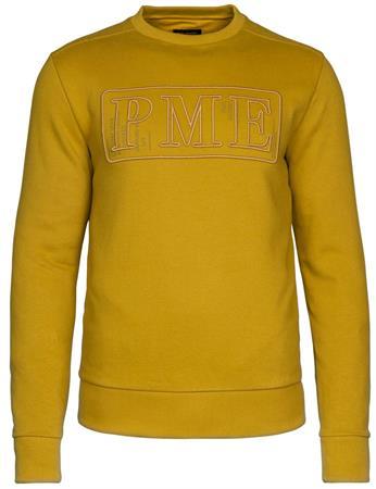 PME Legend sweater PSW215414 in het Geel