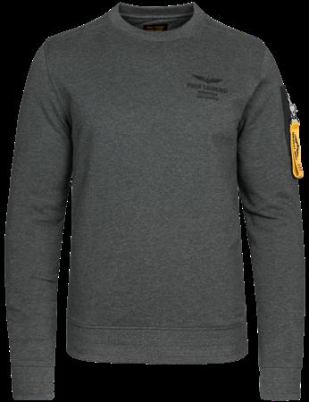 PME Legend sweater PSW216420 in het Antraciet