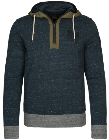 PME Legend sweater PSW216427 in het Donker Blauw