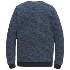 PME Legend t-shirt pts186537 in het Donker Blauw