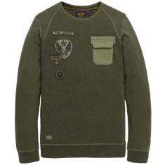 PME Legend t-shirts pts195554 in het Groen