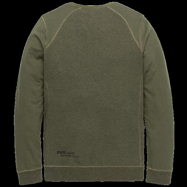 PME Legend t-shirts pts195554 in het Groen