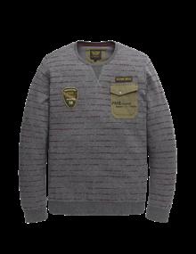 PME Legend t-shirts pts196533 in het Antraciet